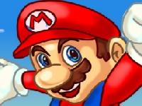 Флеш игра Марио прыгун 2