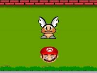 Флеш игра Марио прыгун