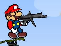 Флеш игра Марио с автоматом