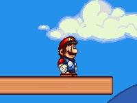 Флеш игра Марио с пузырями