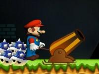 Флеш игра Марио стрелялка