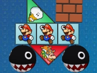Флеш игра Марио укладчик