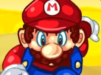 Флеш игра Марио в пустыне