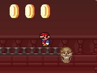 Флеш игра Марио в ужасной башне