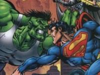 Флеш игра Марвел против DC Comics: Пазл