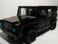 Флеш игра Машинка из Лего: Пазл