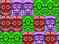 Флеш игра Маски майя