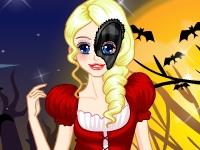 Флеш игра Маски на Хэллоуин