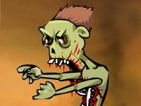Флеш игра Массовое убийство зомби