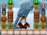 Флеш игра Мастер катапульты 3: Древняя машина
