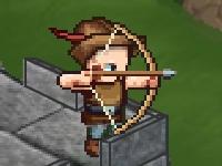 Флеш игра Мастер лучник
