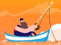 Флеш игра Мастер рыбак