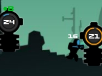Флеш игра Мастерство контроля 2