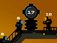 Флеш игра Мастерство контроля 3
