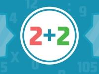 Флеш игра Математические навыки