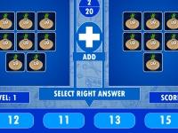 Флеш игра Математические операции с фруктами