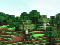 Флеш игра Майнкрафт: Алмазный меч