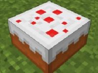 Флеш игра Майнкрафт: Испеки торт