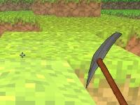 Флеш игра Майнкрафт: Кладоискатель