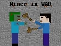 Флеш игра Майнкрафт: На тропе войны