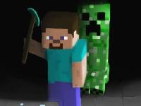Флеш игра Майнкрафт: Приключения крипера