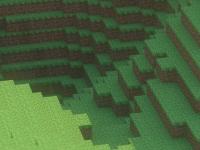 Флеш игра Майнкрафт: Разбивай блоки
