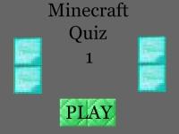 Флеш игра Майнкрафт: Викторина 1.3.2