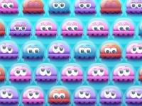 Флеш игра Медузы в пузырях
