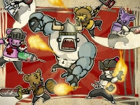 Флеш игра Медведи-варвары