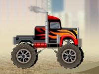 Флеш игра Мега грузовик