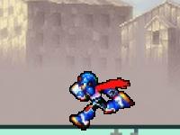 Флеш игра Мегамэн Икс: Глава 1