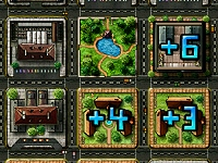 Флеш игра Мегаполис