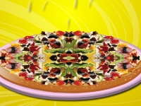 Флеш игра Мексиканская пицца