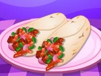 Флеш игра Мексиканское буррито