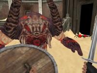 Флеш игра Мертвая арена