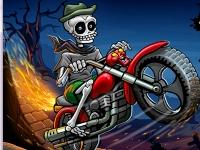 Флеш игра Мертвый гонщик