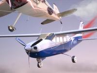 Флеш игра Месть на самолете