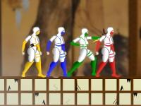 Флеш игра Месть ниндзя
