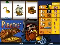 Флеш игра Месть пиратов
