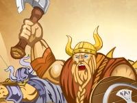 Флеш игра Месть викингов