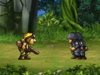 Флеш игра Метал Слаг - вспышка