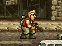 Флеш игра Metal Slug 3: Ярость