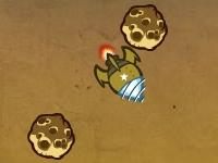 Флеш игра Метеоритная война