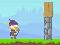 Флеш игра Меткий лучник