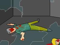 Флеш игра Метроид - расследование катастрофы