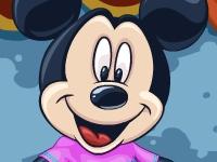 Флеш игра Микки Маус - фантастическая мышка