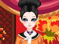 Флеш игра Милая китайская принцесса