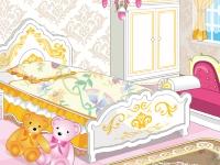 Флеш игра Милая комната принцессы