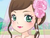Флеш игра Милая невеста