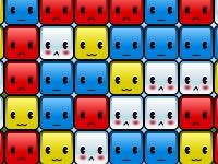 Флеш игра Милые кубики: 4 в 1